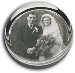 Personalised Paperweight